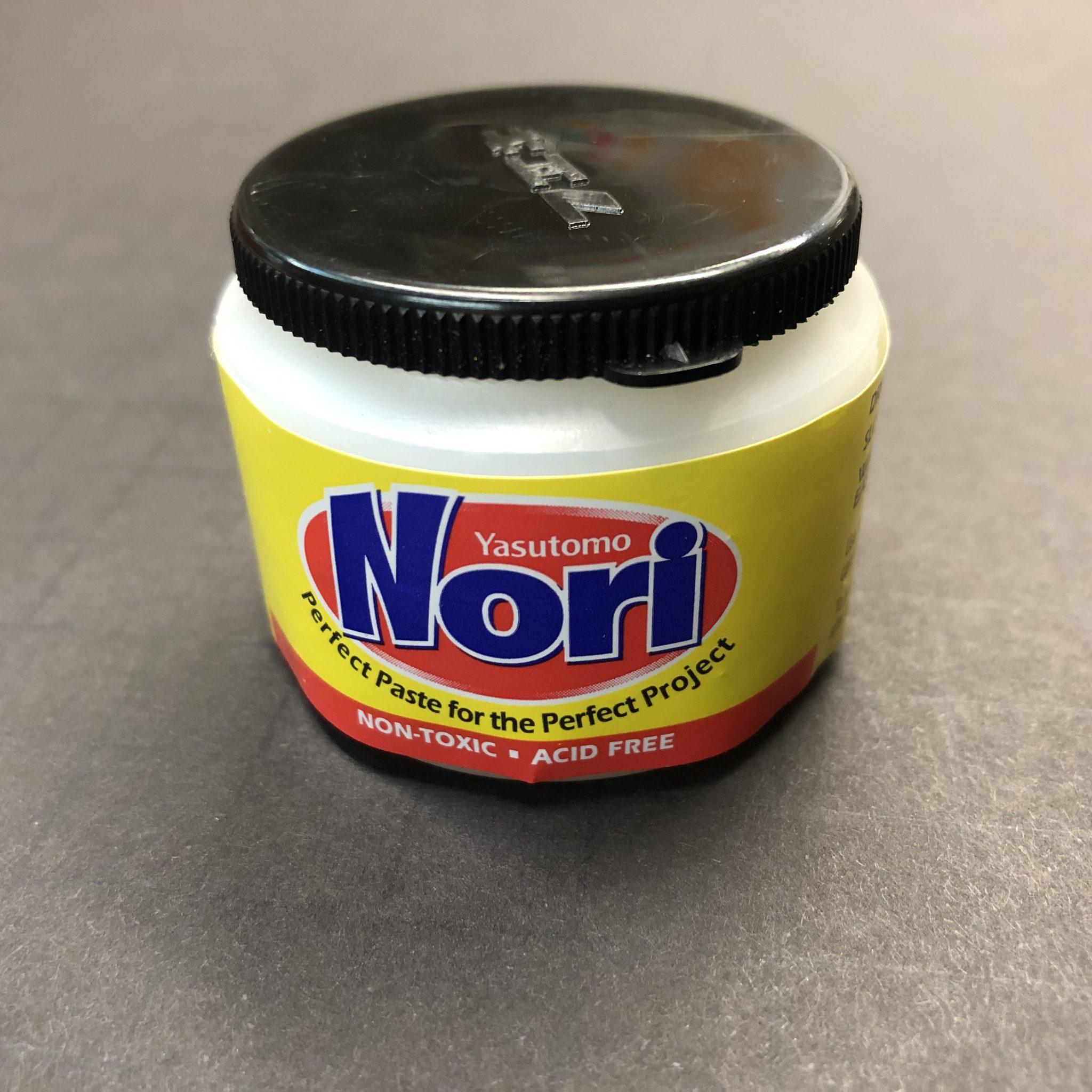 Nori Paste New Packaging