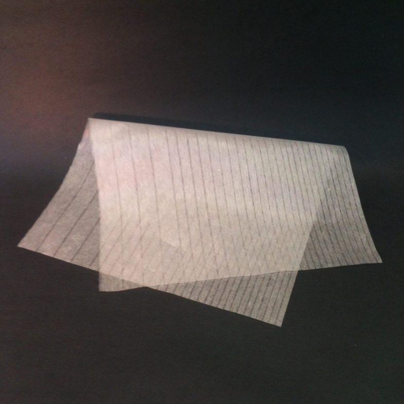 hinging tissue for book repair