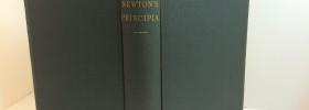 Newton's Principia 1846