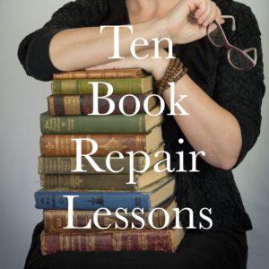 Book Repair Classes