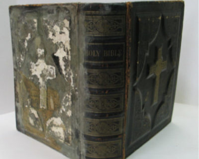 9-102: Treat a Moldy Book
