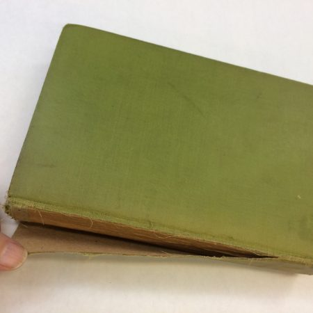 2-107b: How to Reattach/ Preserve Loose Book Spines ~ $14.99