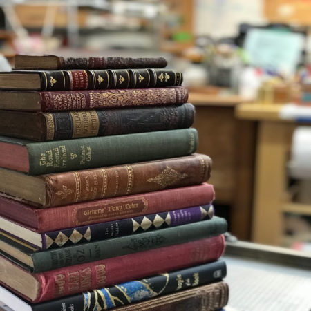 1-102: What is the difference between Book Restoration vs Conservation?
