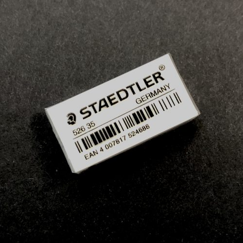 small staedtler eraser
