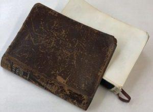 7-201: Re-case a Bible ~ $45.00