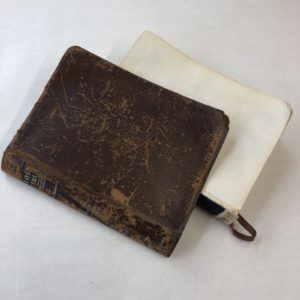 7-201: Re-case a Bible ~ $45.00